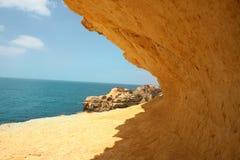 Sunny sand beach  Royalty Free Stock Image