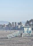 Sunny Santa Monica Fotografia Stock Libera da Diritti