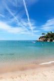 Sunny seaside Royalty Free Stock Photo