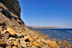 sunny shore fotografia royalty free