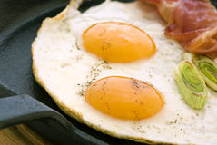 Sunny Side Up Royalty Free Stock Images