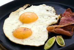 Sunny Side Up Stock Photography