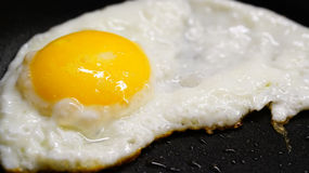 Sunny side up egg Royalty Free Stock Photography