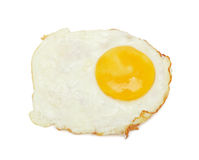 Sunny side up, isolated Royalty Free Stock Photo