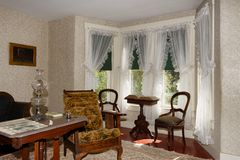 Sunny Sitting Room 2 Royalty-vrije Stock Fotografie
