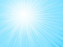 Sunny sky Stock Photos