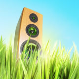 Sunny sound Stock Images