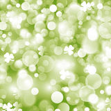 Sunny spring background Stock Images
