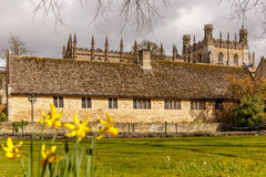 Sunny spring day in Oxford Stock Photography
