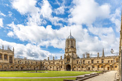 Sunny spring day in Oxford Royalty Free Stock Photography