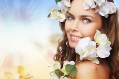 Sunny spring Royalty Free Stock Images