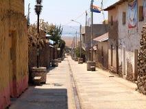 Sunny street Royalty Free Stock Image
