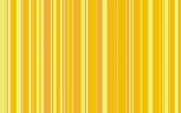 Sunny Stripes. Striped pattern in a variety of sunny summertime yellows for use as a background Stock Photos