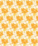 Sunny tropical floral pattern, seamless for fabrics and wallpaper stock illustration