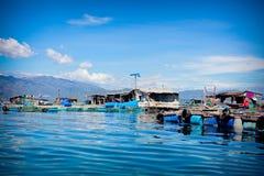Sunny Vietnam stock afbeelding