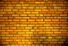 Sunny wall. Old grunge wall in sunlight royalty free stock photos