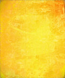Sunny Yellow Abstract Background Royalty Free Stock Photo