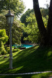 Sunnyside-Park-Hotel - Johannesburg Stockfotos