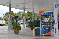 Sunoco Benzynowa stacja Zdjęcie Stock