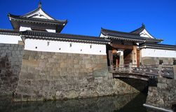 Sunpu Castle , Shizuoka City,Japan Stock Image