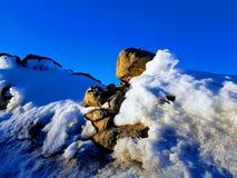 Sunraise in Cañadas Del Teide, Teneriffa Lizenzfreies Stockfoto