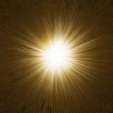 sunrays предпосылки цифровые Стоковое Изображение