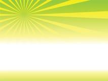 Sunrays. Illustration of background with Sunburst Stock Images