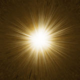 Sunrays digital background Stock Image