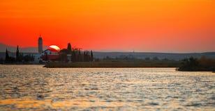 Sunring colorido Fotos de Stock Royalty Free