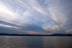 Sunrise. At Oslo,Norway Royalty Free Stock Photo