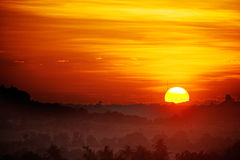 Sunrise Royalty Free Stock Photography