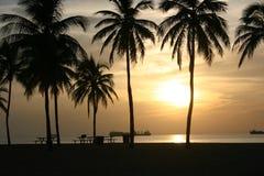 Sunrise. Ft. Lauderdale sunrise Royalty Free Stock Image