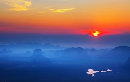 Sunrise Royalty Free Stock Images