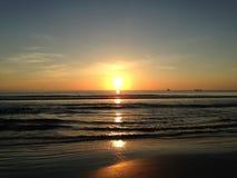 Free Sunrise Above Atlantic Ocean. Stock Photo - 76357480