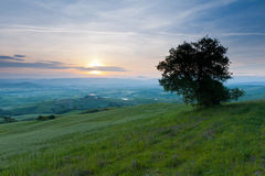 Free Sunrise Across The Valley Stock Image - 23924811