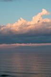 Sunrise at the Atlantic Ocean Royalty Free Stock Images