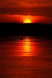 Sunrise background Royalty Free Stock Photo
