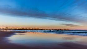 Sunrise Baleal Stock Image