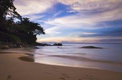 Sunrise Beach Royalty Free Stock Images