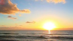 Sunrise stock video