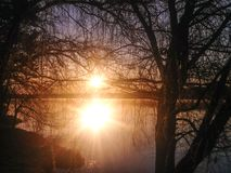 Sunrise3 stockfotos