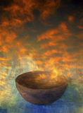 Sunrise Bowl Stock Images