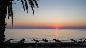 The sunrise stock video footage