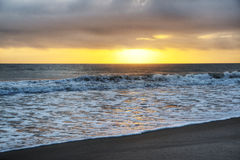 Sunrise at Canaveral National Seshore Royalty Free Stock Images