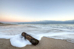 Sunrise at Cape Canaveral National Seashore Stock Photos