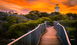 Sunrise at Cape Tourville Royalty Free Stock Image