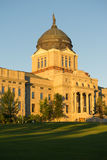 Sunrise Capital Dome Helena Montana State Building Stock Photos