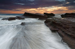 Sunrise Culburra Beach Royalty Free Stock Photo