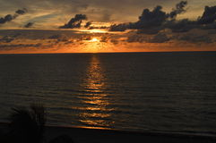 Sunrise de mamá Foto de archivo libre de regalías