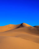 Sunrise in Death Valley Royalty Free Stock Photography